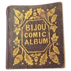 Bijou Comic Book Album c1850