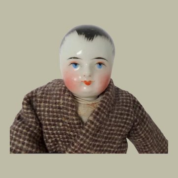 Rare China Tauffling Doll With Provenance c1865