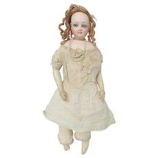 Stunning Jumeau French Fashion Doll c1870