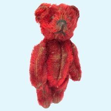 Red Schuco Compact Bear c1930