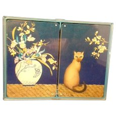Siamese Dreams Cat Double Deck Playing Cards Hallmark
