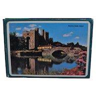 John Hinde Ireland Souvenir Playing Cards Single Deck 1980s