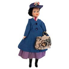 Mary Poppins Disney Horsman Doll 1965 - Red Tag Sale Item