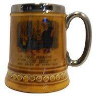 Lord Nelson Pottery England A Good Husband Mug Stein