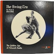 Time Life The The Swing Era 1944-1945 The Golden Age of Network Radio