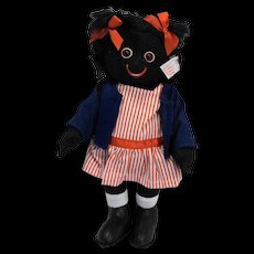 Steiff Golly Girl Felt Ltd Ed EAN 661099 2003 UK Ireland