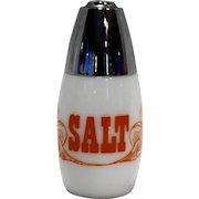 Gemco Orange Mushroom Salt Shaker Only
