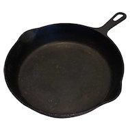 Griswold No. 6 Cast Iron Skillet Small Block Logo