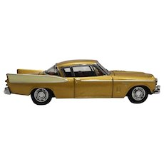 Dinky 1991 1958 Studebaker Golden Hawk Matchbox Car