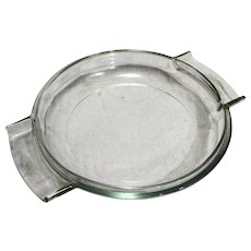 Pyrex de Corning Clear Casserole Domed Lid Only Made in France