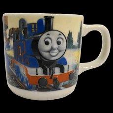 Wedgwood Thomas The Tank Engine Train Child Cup Porcelain 1998 Wedgwood England