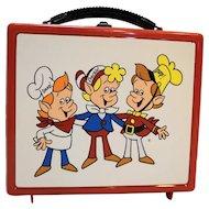 Rice Krispies Elves Lunch Box Aladdin 1984 Plastic