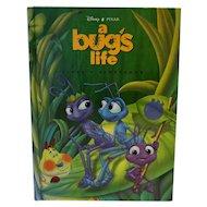 A Bug's Life Classic Storybook Disney Pixar 1998 1st Edition