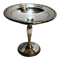 Prelude Sterling International Silver Weighted Compote 6 IN