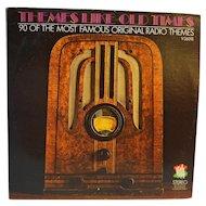 Themes Like Old Times 90 Radio Themes Record Album Vinyl 33