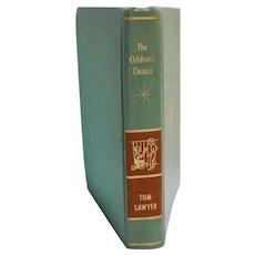 Tom Sawyer Children's Classics 1961 Hardcover Holt Rinehart Winston