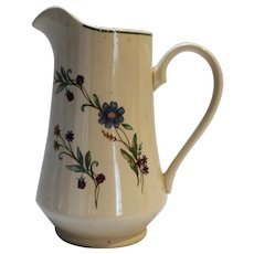 Oneida Ava 48 Oz Pitcher Floral White