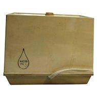 Water Pik Family Dental System Model 37 1960s Cream Color