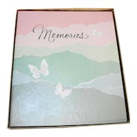 Hallmark Memories Photo Album Vintage 1980s New In Box