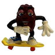California Raisin PVC Figurine 1988