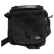 Mountain Equipment Co-Op Black Shoulder Crossbody Bag