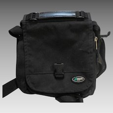 Mountain Equipment Co-Op Black Shoulder Crossbody Bag