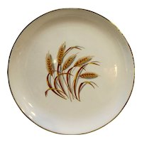 Homer Laughlin Golden Wheat Salad Plate 7 1/4 IN