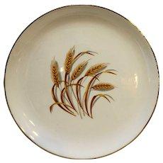 Homer Laughlin Golden Wheat Salad Plate 7 1/4 IN
