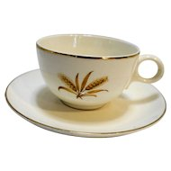 Taylor Smith Taylor Wheat Cup Saucer