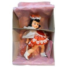 Madame Alexander My Little Sweetheart NIB Ltd Ed 485/5000 Brown Hair Green Eyes