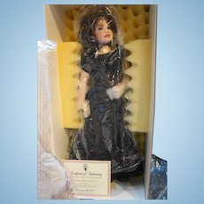 Lawton Doll The Merry Widow in Three Acts NIB L Ed 19/150 18 IN 1997 Complete