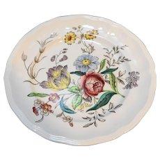 Spode Copeland Gainsborough Marlborough Bread Plate