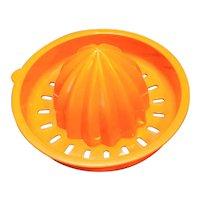 Tupperware Bright Orange Reamer Top 409
