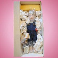 Lawton Doll Tom Sawyer 1993 NIB Ltd Ed 99/500 14 IN