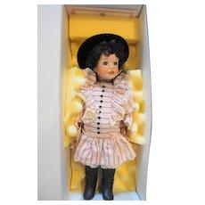 Lawton Doll Main Street USA Disney World 1989 NIB Ltd Ed 250 AP/1 13 IN