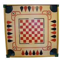 Carrom Board Merdel Vintage Square Corners 108-P
