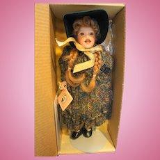 Lawton Doll Yuletide Carole NIB L Ed 500 AP/5 14 IN 1991 4th Annual Christmas