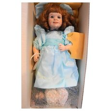 Lawton Doll Glynnis and her Googlie NIB L Ed 193/750 14 IN 1997