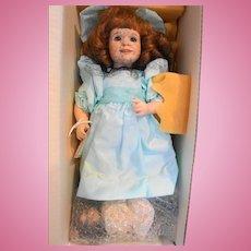 Lawton Doll Glynnis and her Googlie NIB L Ed 193/750 14 IN 1997