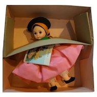 Madame Alexander Portugal 585 Little Women Foreign Lands NIB 1983