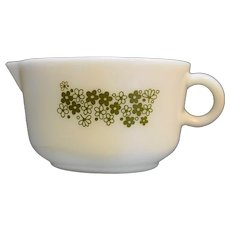 Pyrex Spring Blossom Crazy Daisy Gravy Only No Underplate