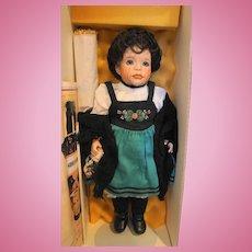 Lawton Doll Snow White NIB L Ed 337/500 14 IN 1993 Folk Tales Fairy Stories