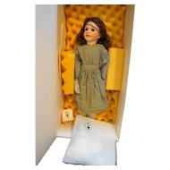 Lawton Doll Abigail and Jane Augusta NIB L Ed 48/250 16 IN 1994