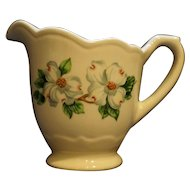 Syracuse China Dogwood Restaurant Ware Creamer