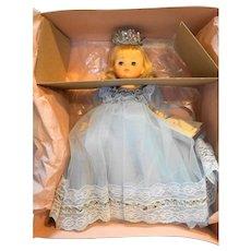 Madame Alexander Cinderella Ball Gown 1547 NIB Vintage 13 IN - Red Tag Sale Item