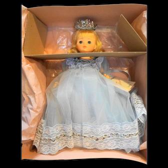Madame Alexander Cinderella Ball Gown 1547 NIB Vintage 13 IN