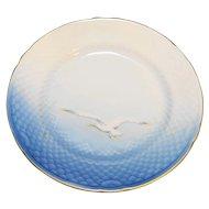 Bing Grondahl Seagull 616 Dessert Plate 6 7/8 IN