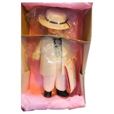 Madame Alexander Rhett Butler Scarlett Series 8 IN 401 NIB 1992 White Suit