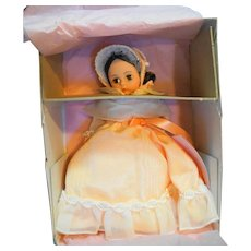 Madame Alexander Melanie 628 Peach Dress Scarlett Series 8 IN NIB 1992