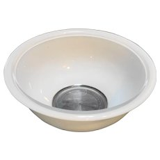 Pyrex 323 1.5L White On Clear Mixing Bowl